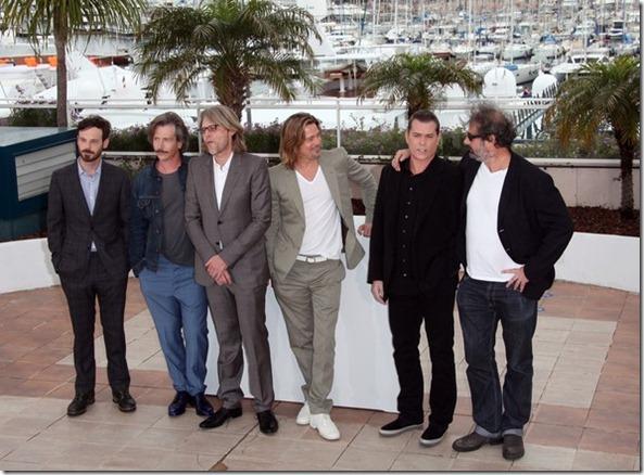 Brad Pitt attending photocall film Killing xqD8PmKjXydl