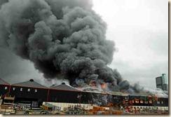Wolverhampton fire 1