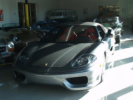 Maton Ferrari 360 Challenge