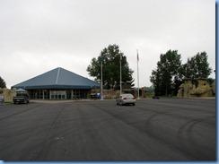 1764 Alberta corner Hwy 4 South & Hwy 501 East - Milk River Visitor Centre