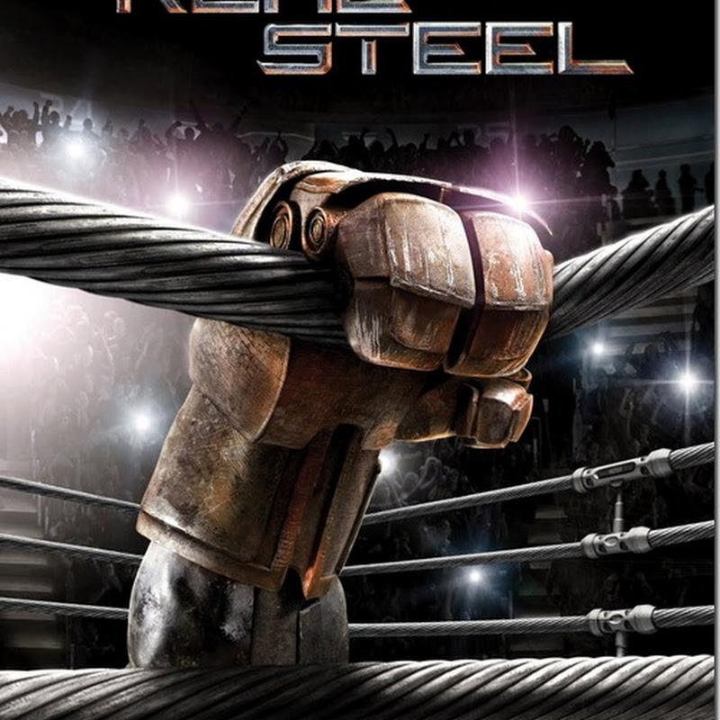Real Steel ศึกหุ่นเหล็กกำปั้นถล่มปฐพี [HD Master]