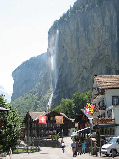 Day 4: Lauterbrunnen - The Swiss Yosemite