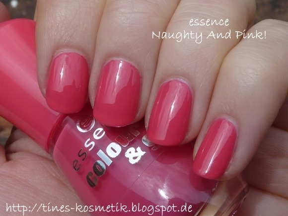 essence Naughty And Pink 3