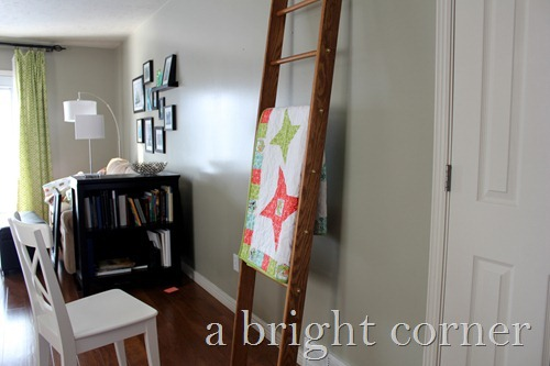 behind the scenes at A Bright Corner