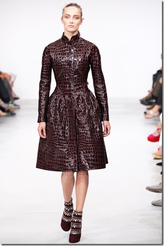 Azzedine Alaïa Fall 2011 (nay)