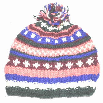 Woolen Cap Assorted color