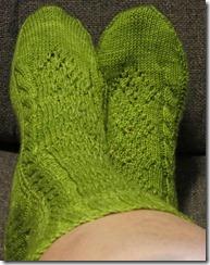 Karen's Sock complete