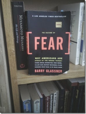 an analysis of manipulation in the culture of fear by barry glassner Oxford university press is a department of the university of oxford it furthers the university's objective of excellence in research, scholarship, and education by publishing worldwide.