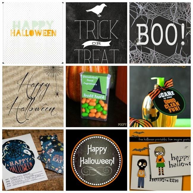 45 Free Halloween Printables