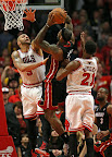 lebron james nba 130510 mia at chi 07 game 3 Heat Outlast Bulls in Physical Game 3 to Lead the Series 2 1