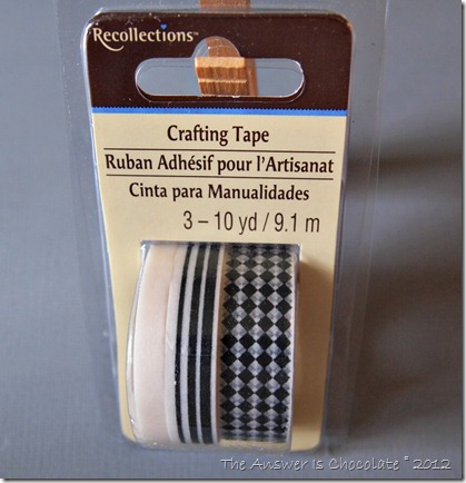 Recollections Crafting Tape