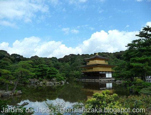 Kyoto - Templo Kinkakuji - Gloria Ishizaka 1