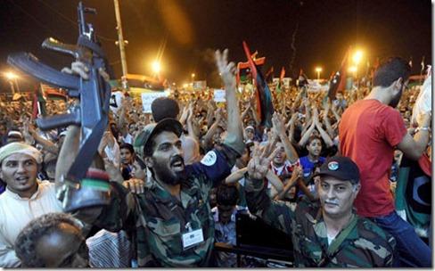 Libya Liberated