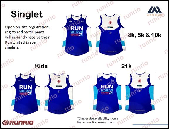 singlet-runrio