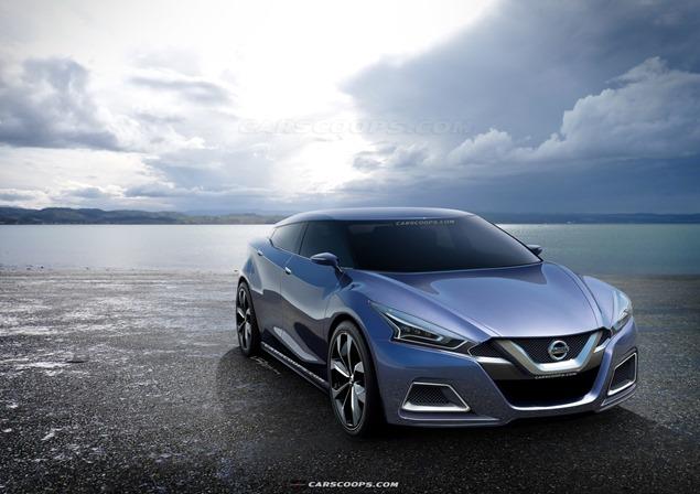 2016 Nissan Maxima[3]