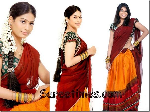 Vijayalakshmi_Designer_Half_Saree