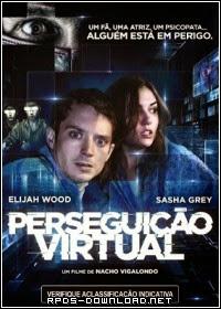 544ad9379607c Perseguição Virtual Dublado RMVB + AVI Dual Àudio DVDRip