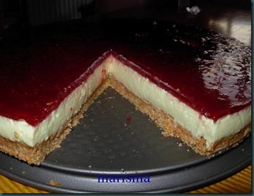 tarta de queso en frío,corte copia