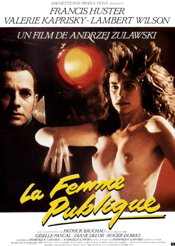 La Femme Publique / The Public Woman / Η Δημοσία Γυναίκα (1984)