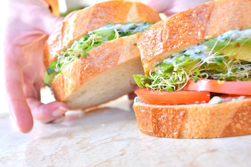 SproutSandwich
