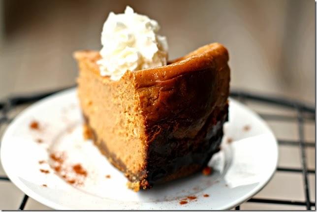 Pumpkin Cheesecake4