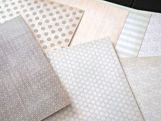 vintage scrapbook paper