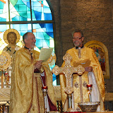 August 26, 2012 Recognition of graduates, altar servers and PLC winners