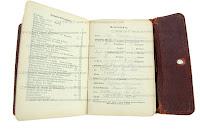 Soldier Notebook 194/1915