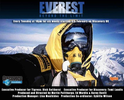 everest advert 2006TX