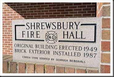 Shrewsbury Fire Hall
