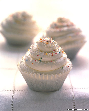 Swirly Cupcakes.