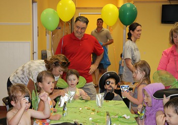 Ellaina & Gavin's Bday Party - Oct 2, 2011 (100)