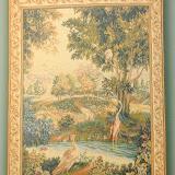 Gobelin 9127, Verdure aux oiseaux, 150x110cm