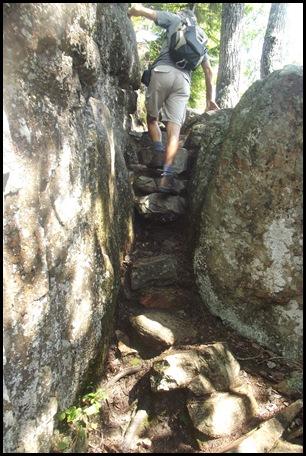 Gorham Mountain Hike 036