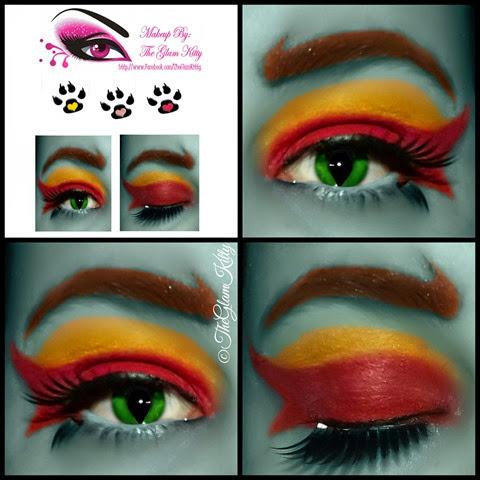 Lagoonafire Glam Collage