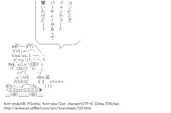 Namiuchigiwa no Muromi-san,Muromi-san