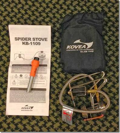 kovea-spider
