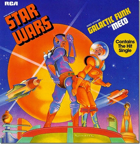 STAR WARS - GALACTIC FUNK