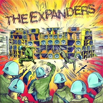 The Expanders - The Expanders