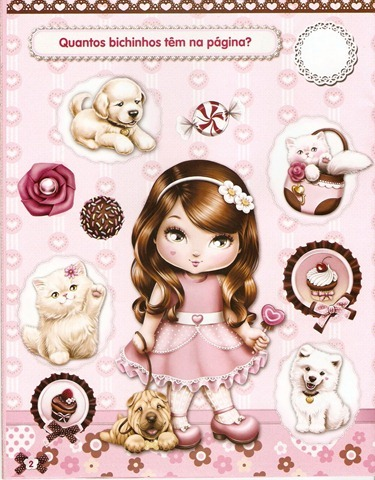 Pets da boneca Jolie –tilibra