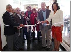 Inauguración del hotel adquirido por la FOMARA (Federación de Obreros Mosaistas y Afines de la República Argentina).