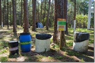 controle de resíduos e reciclagem
