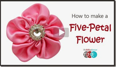How-To-Make-A-Five-Petal-Flower