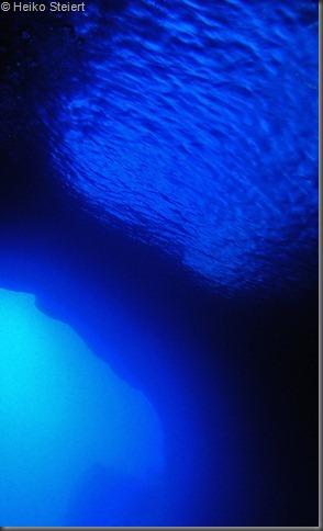 Gozo Höhle