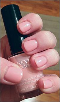 Revlon Cafe Pink Swatch