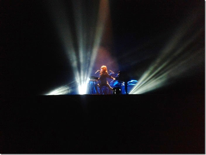 Tori Amos Paris May 17th 2014