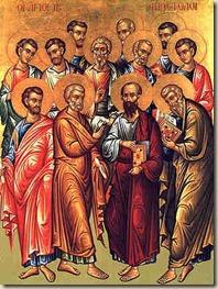 12 apostles atheism