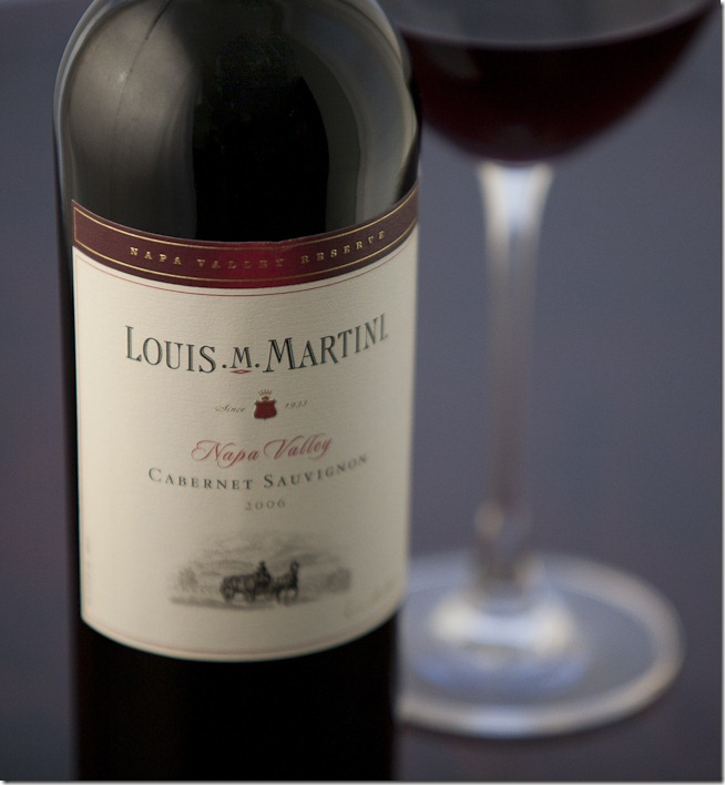 2006 Louis M Martini Napa Valley Cabernet Sauvignon-2
