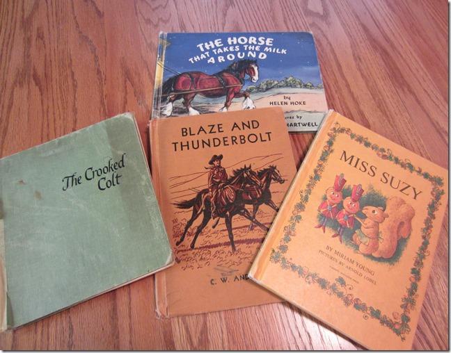 Some Favorite Childhood Books