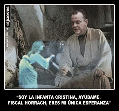 Infanta y Juez Horrach